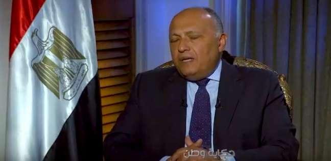 شكري: لم نرصد أي استعداد من قطر للتفاعل مع ما طرحناه لتغيير منهجها