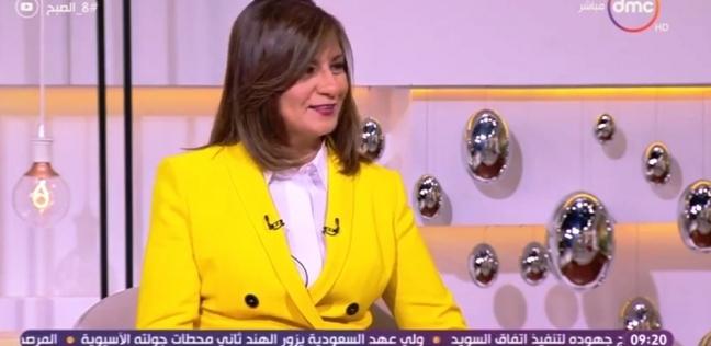 وزيرة الهجرة: «ليس لدينا مادة إعلامية موجهة للمصريين بالخارج»