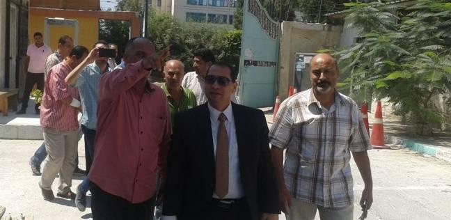 رئيس جامعة بورسعيد يتابع استعدادات المدن الجامعية للعام الدراسي الجديد