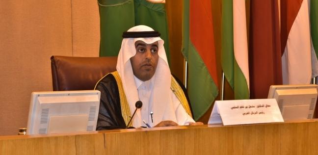 البرلمان العربي يرفض تصريحات رئيس الوزراء الإسرائيلي بشأن الجولان