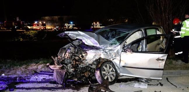 """""""الإحصاء"""": 3747 حالة وفاة نتيجة حوادث الطرق عام 2017"""