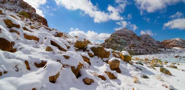 ألوان الوطن ارتفاعه 2500 متر ويكسوه الجليد شتاء 6 معلومات عن