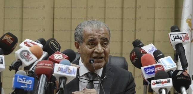 وزير التموين لمسؤول برازيلي: بلدكم أحد أهم مصادر الاستيراد لمصر