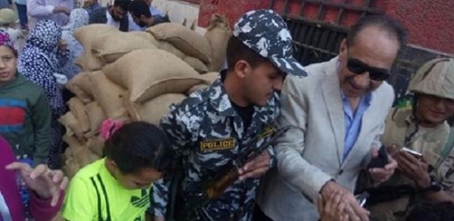 """محمد أبو داوود: """"المشاركة في الاستفتاء واجب.. لازم نقف مع بلدنا"""""""
