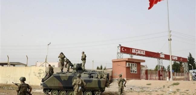 رئيس هيئة الأركان التركية يتفقد مخافر حرس الحدود في ولاية هطاي