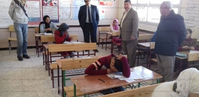 """""""تعليم جنوب سيناء"""": لم نتلقى أي شكاوى في امتحانات النقل"""