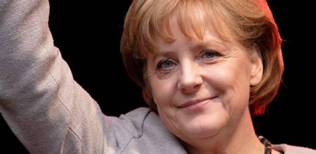 أنجيلا ميركل تهنئ السيسي بفوزه في الانتخابات الرئاسية