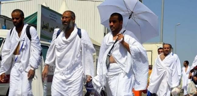"""اليوم.. """"مصر للطيران"""" تسير 24 رحلة لنقل 5360 حاجا من الأراضي المقدسة"""
