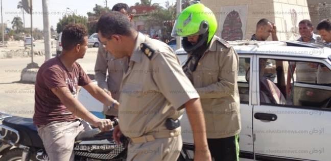 ضبط 2791 مخالفة دراجة نارية في المحافظات خلال 24 ساعة