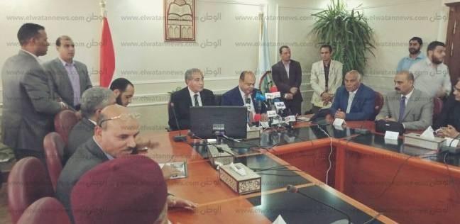 أبو زيد: خطة تنمية مطروح تخطت 140 مليار جنيه خلال 3 أعوام