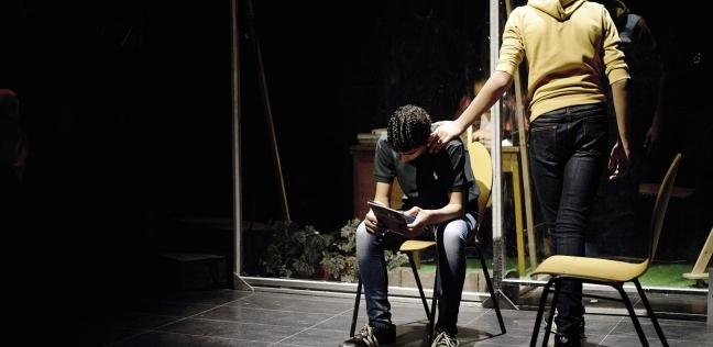 أطفال الشوارع يقدمون قصص حياتهم فى عرض مسرحى: حياتنا ضوء أخضر