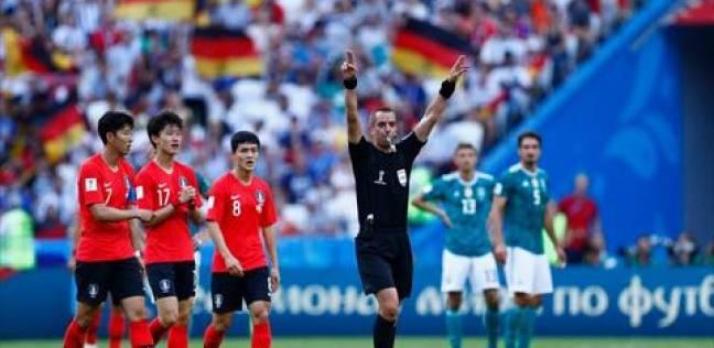 مباراة ألمانيا وكوريا الجنوبية