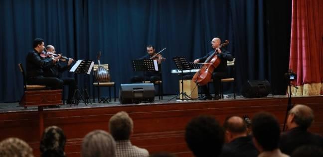 بالصور| أمسية موسيقية رمضانية بالكنيسة الأسقفية
