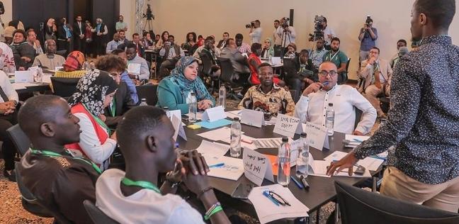"""بدأ بها منتدى شباب العالم.. مشاركان يرويان تفاصيل ورشة """"إفريقيا 2063"""""""