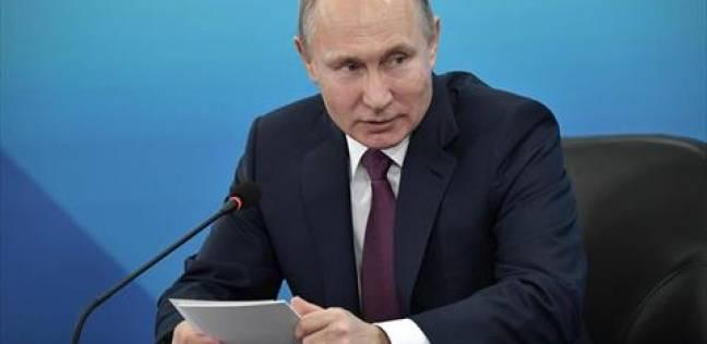 """بوتين يرد على اتهام روسيا بـ""""التدخل"""" في انتخابات أمريكا بوثائق رسمية"""