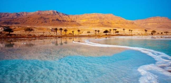 البحر الميت - أرشيفية