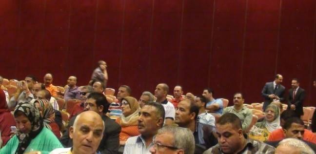 شباب حملة المهندس مجدي محمود إبراهيم: سنتصدى لتجار الدين