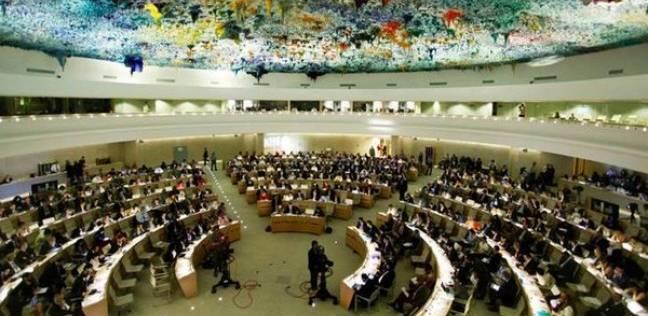 """""""أصوات مصرية"""" باجتماعات مجلس حقوق الإنسان في دورته الـ39 بجنيف"""
