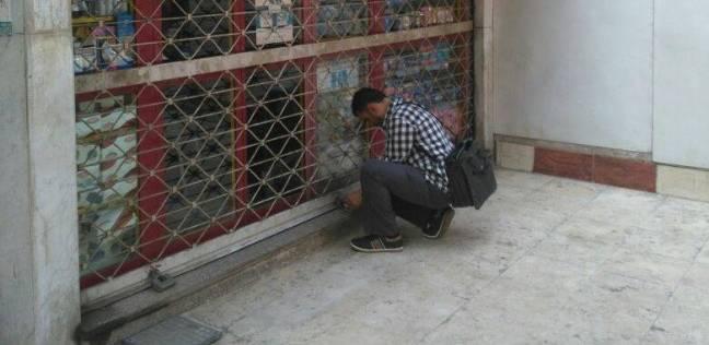 غلق 4 مقاهي مخالفة في حي الزيتون