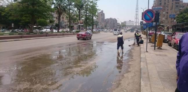برلماني يطالب بمد شبكة صرف أمطار بجميع الطرق لضمان سلامتها