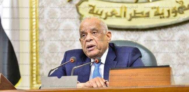 رئيس البرلمان: السيسي غير راغب في السلطة ولم يطلب تعديل الدستور