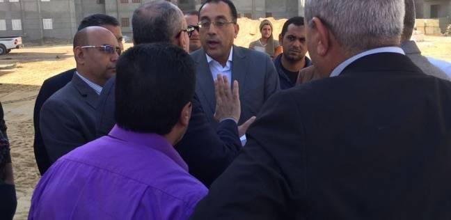 """""""الإسكان"""" تشغل أول وأكبر مجمع ترفيهي بمدينة العلمين الجديدة"""