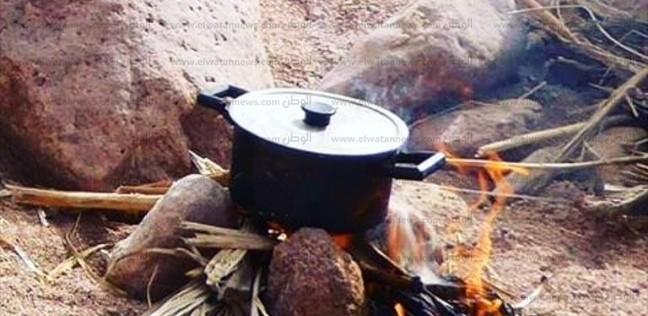 """""""الطهي على الحطب"""".. أهم عادات بدو سيناء في الأعياد والمناسبات"""