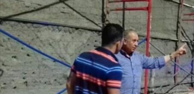 نقل مجمع المحاكم والنيابات لمقر جديد بوسط مدينة الغردقة - المحافظات -