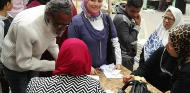 """""""حماة الوطن"""" بالإسكندرية يحشد أعضاءه لمساعدة الناخبين على التصويت"""