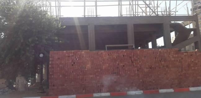 بدء العمل في المرحلة الأخيرة من مبنى الألعاب الرياضية للمعاقين بسوهاج