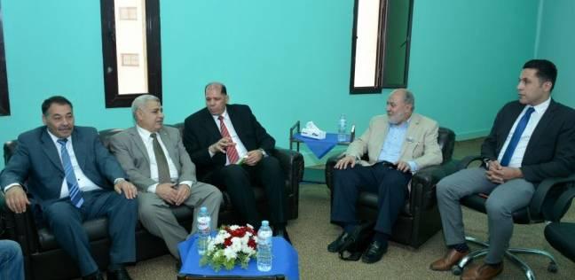 رئيس أكاديمية البحث العلمي: الغربية رائدة صناعة الغزل والنسيج في مصر