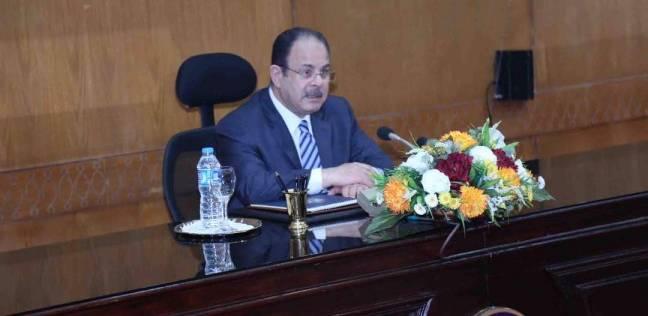 وزير الداخلية للضباط الجدد: نخوض معركة غير مسبوقة ضد الإرهاب