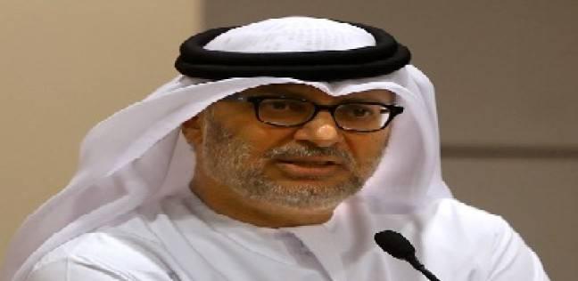 أنور قرقاش: يجب العمل على إعادة بناء وترميم مفهوم الأمن القومي العربي