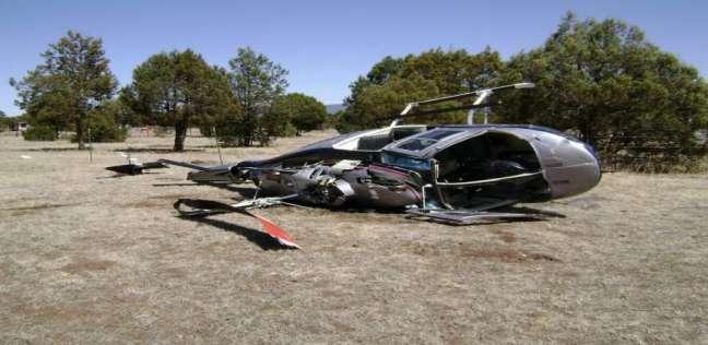 مصرع 7 أشخاص جراء اصطدام مروحية بطائرة صغيرة فوق