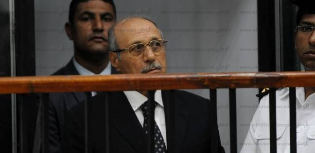 """""""ممثل النيابة"""": حبيب العادلي أكل أموال الناس بالباطل مستغلا منصبه"""