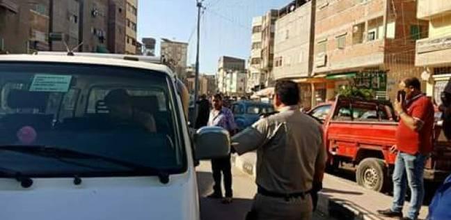 حملة موسعة لمتابعة تنفيذ التعريفة الجديدة بمدينة عزبة البرج في دمياط