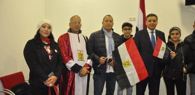 الانتخابات الرئاسية.. المصريون بالخارج يتوافدون بكثافة للإدلاء بأصواتهم بالسفارات والقنصليات 16081683001521326778