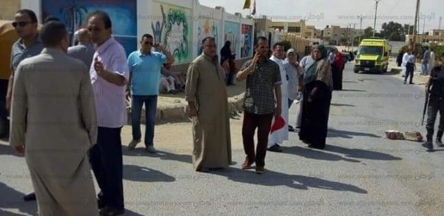 محافظ شمال سيناء: انتظام امتحانات الثانوية العامة دون شكاوي