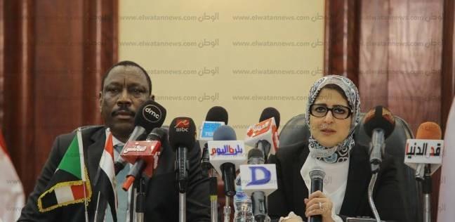 وزيرة الصحة: السودان ستذلل صعوبات تراخيص مصانع أدوية مصرية على أراضيها
