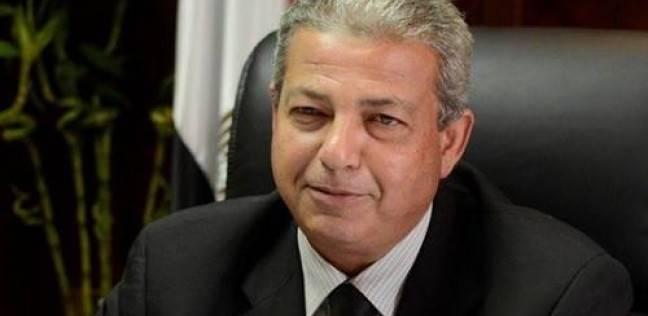 وزير الشباب: قبل ما تتفرجوا على مباراة مصر اليوم أَدُّوا واجبكم الوطني