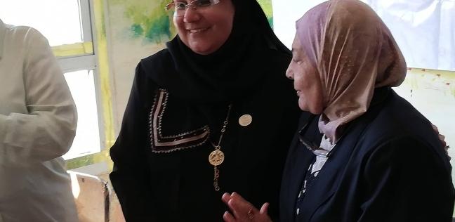 """فرع """"القومي للمرأة"""" بالدقهلية يكرم رئيس مدينة جمصة"""