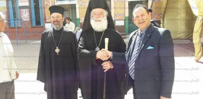"""عضو """"عامة العطارين"""" بالإسكندرية: الشعب يزحف للحفاظ على كبرياء وطنه"""
