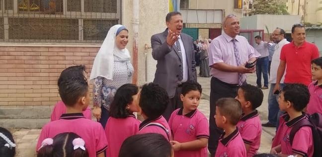 بعد مشادة مع معلم.. وفاة ولي أمر داخل مدرسة بالإسكندرية - المحافظات -