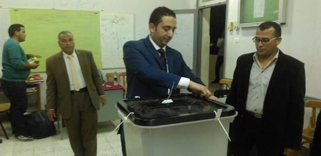 غلق اللجان الانتخابية بجنوب سيناء في مواعيدها