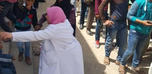 """نقل عدد من موظفي """"صحة الشيخ زويد"""" إلى بئر العبد والعريش"""