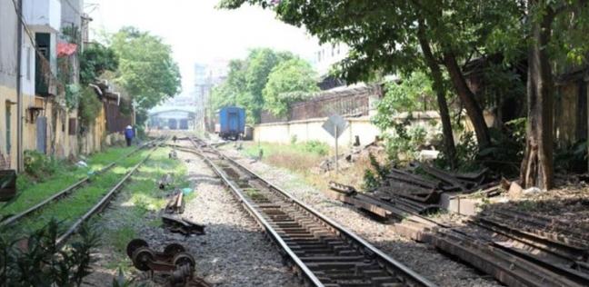 سكة حديدية- صورة أرشيفية