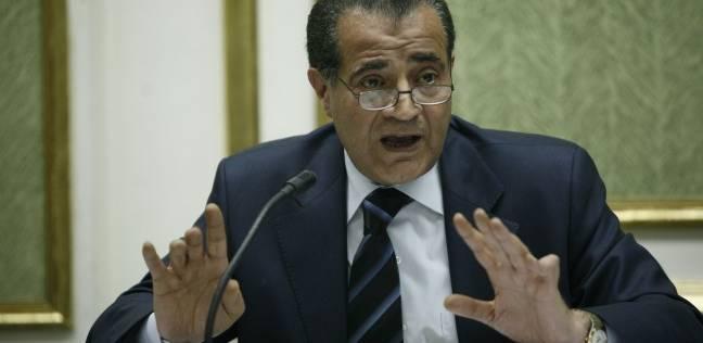 وزير التموين: نهدف لتأمين وصول الزيت والسكر المدعم للمواطنين