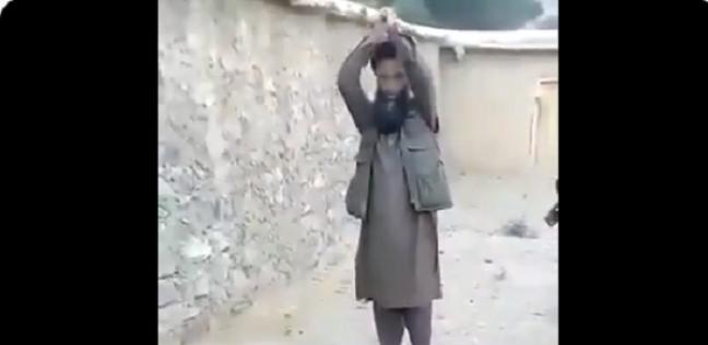 سر تنفيذ شخص حكم الإعدام في تلفزيون