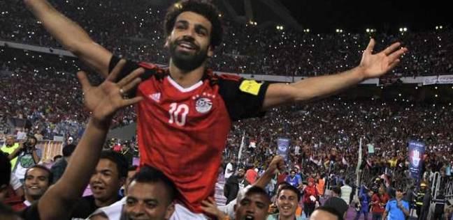 أسرة اللاعب محمد صلاح تذبح عجلا احتفالا بالمونديال بناء على طلب نجلهم