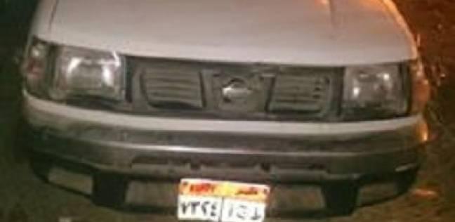 أمن جنوب سيناء يستعيد سيارة مسروقة من ديوان عام المحافظة